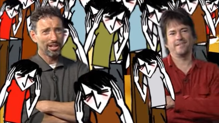 Up a Tree with Jonathan Richman & Tommy Larkins