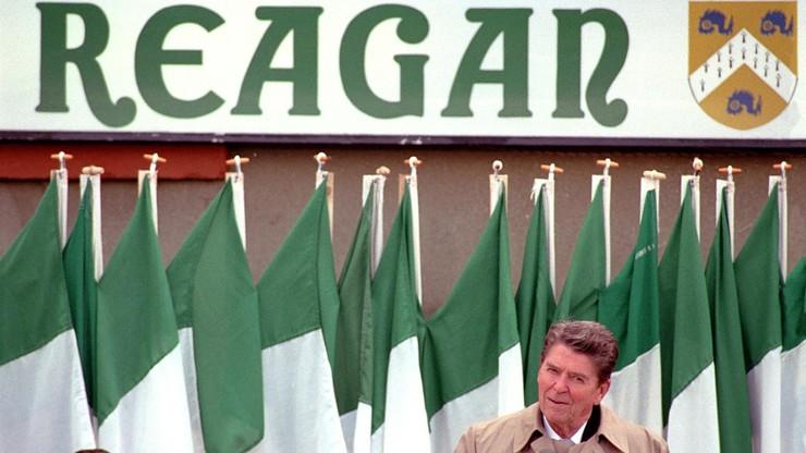 Hey Ronnie Reagan