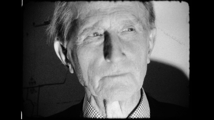 Screen Test [ST79]: Marcel Duchamp