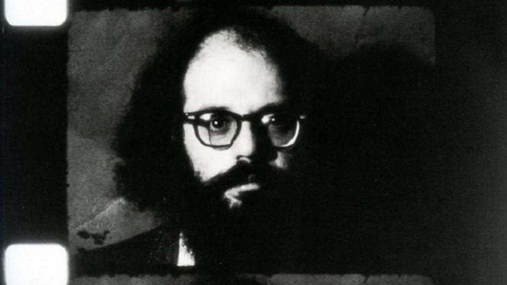 Screen Test [ST115]: Allen Ginsberg