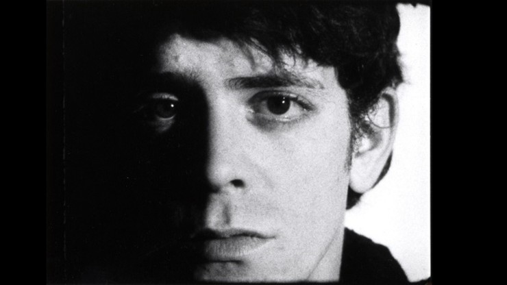 Screen Test [ST263]: Lou Reed