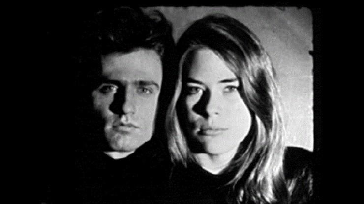Screen Test [ST355]: Gerard Malanga and Mary Woronov