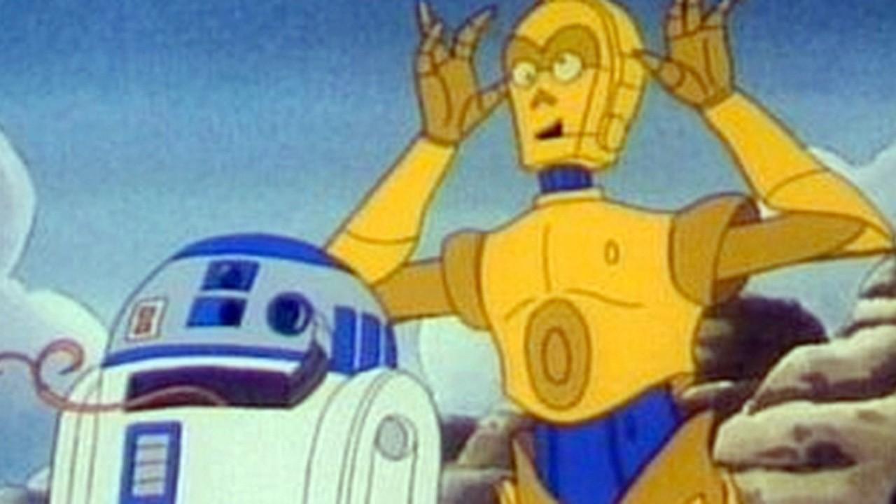 Star Wars Star Wars Day Star Wars: Ewoks Star Wars: Droids serie animada