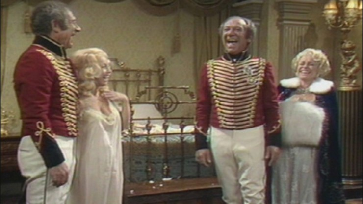 Carry On Laughing: The Prisoner of Spenda