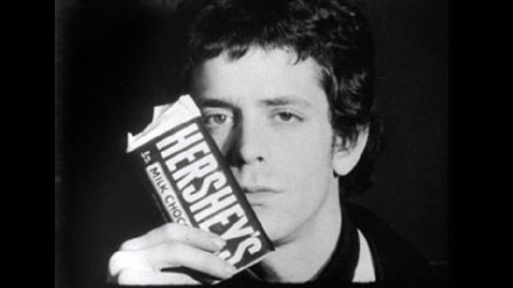 Screen Test [ST270]: Lou Reed (Hershey)