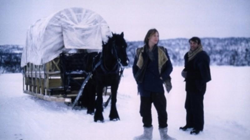 Pervola, Tracks in the Snow