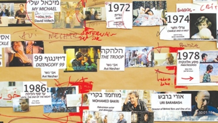 A History of Israeli Cinema - Part 2