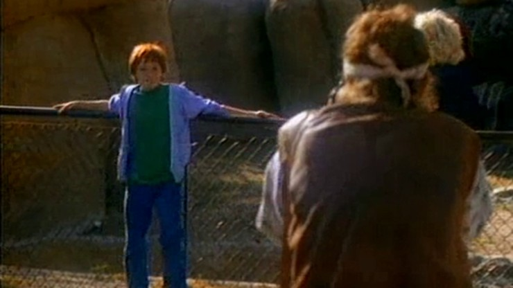 The Twilight Zone:  Little Boy Lost/Wish Bank/Nightcrawlers