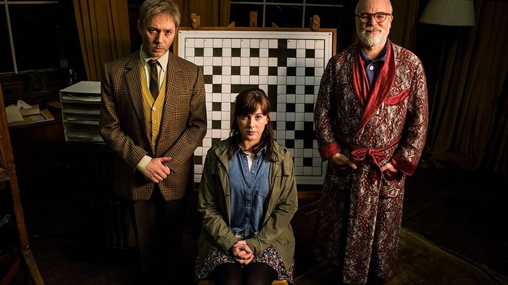 Inside No. 9: The Riddle of the Sphinx