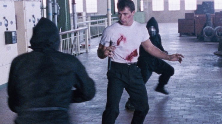 Strike of the Panther (Fists of Blood/White Panther II)