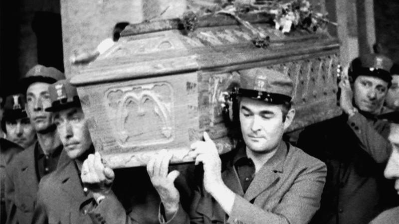 Funerale di Mariano Lupo