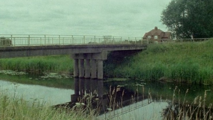 Fen Bridges: Forty Foot of Vermuden's Drain to the Great Ouse