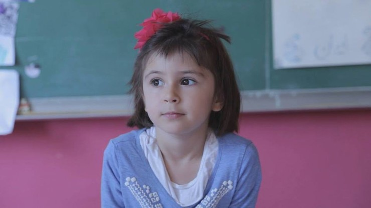 Rainbow Children - Portrait of Elika