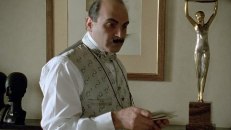 Poirot: The Lost Mine