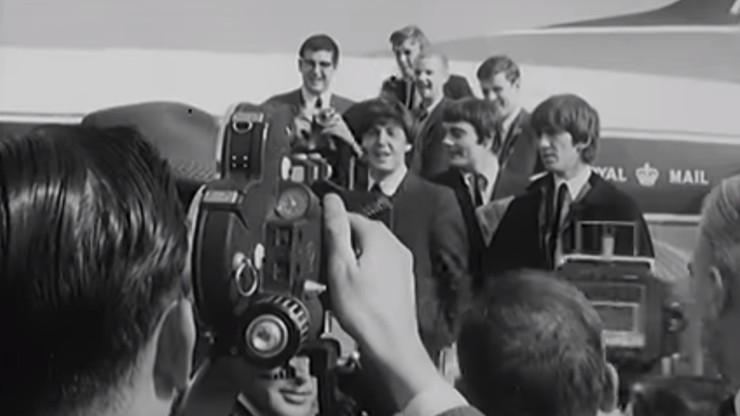Beatles Conquer Aussies