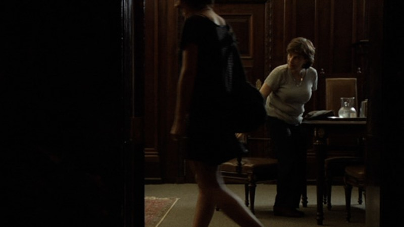 Chantal Akerman, From Here