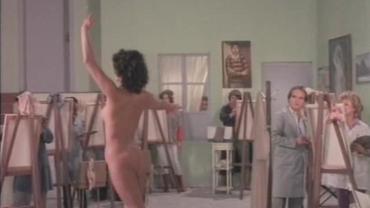 Las modelos de desnudos