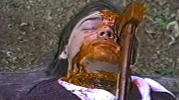 The Bloody Video Horror That Made Me Puke on My Aunt Gertrude