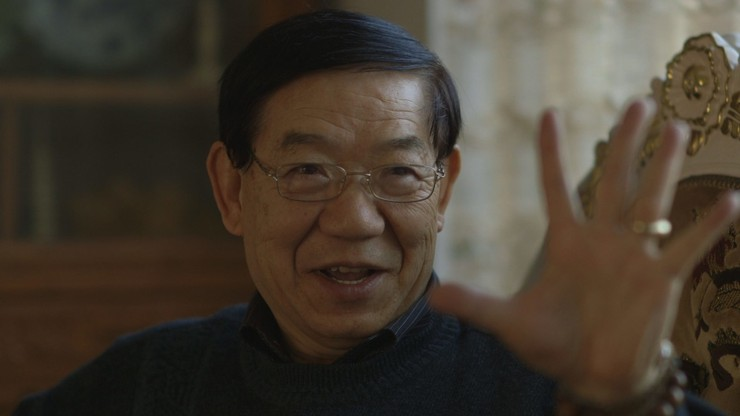 Mr. Hu and the Temple