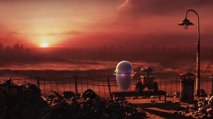 WALL•E. Batallón de limpieza
