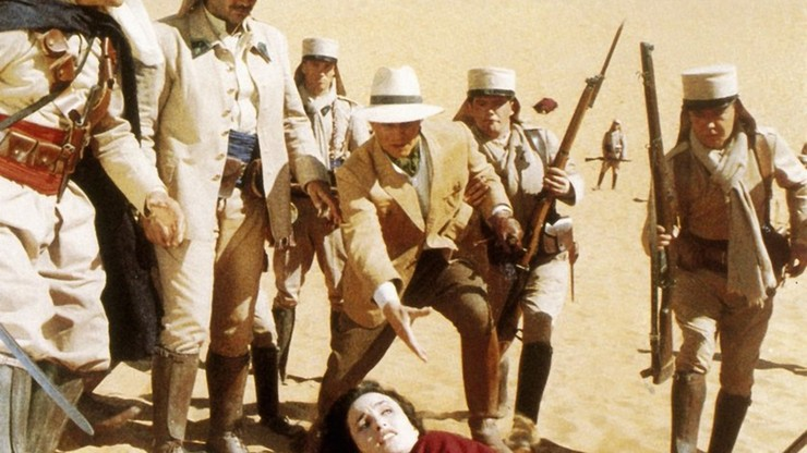 Segredo do Sahara