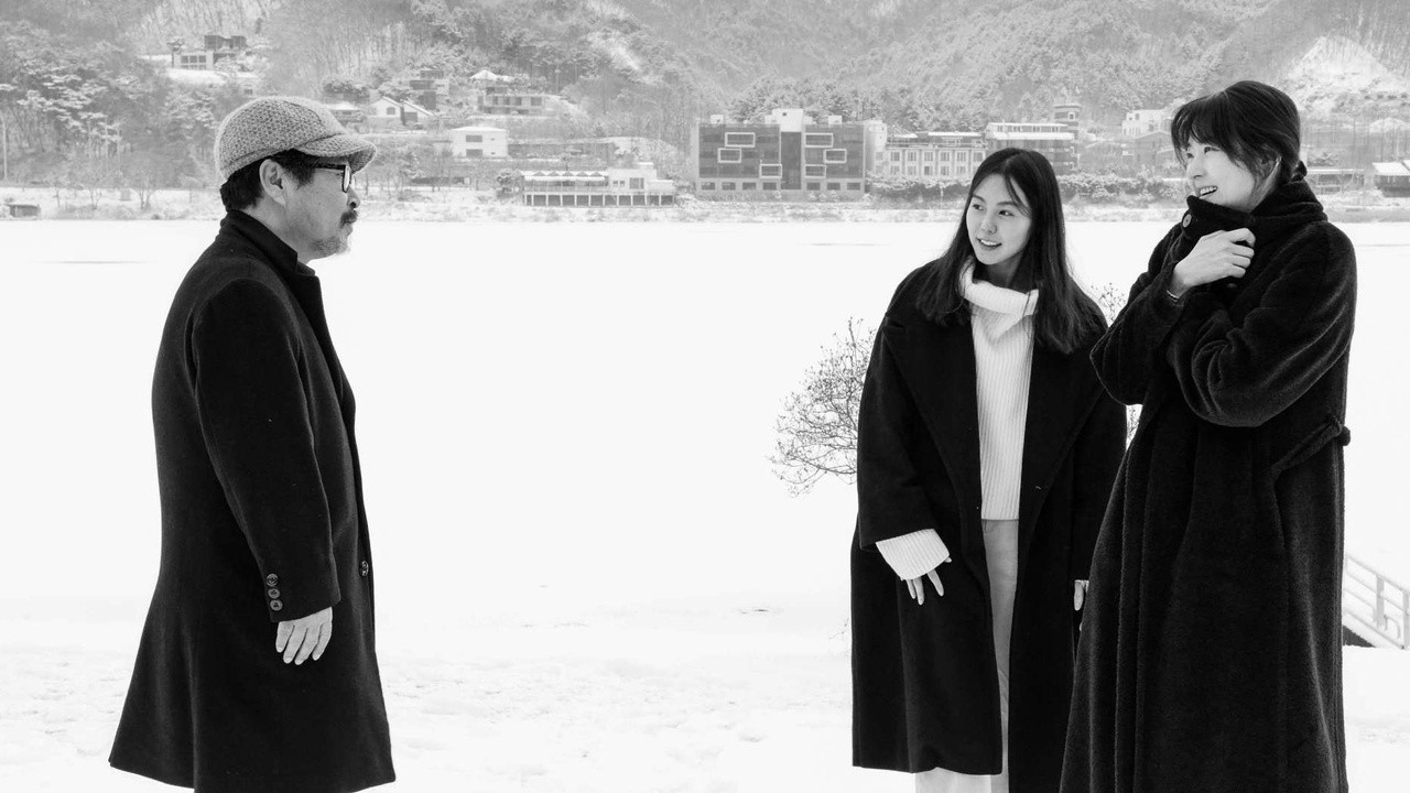Hotel by the River (2018)   MUBI