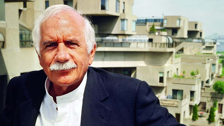 Moshe Safdie: The Power of Architecture