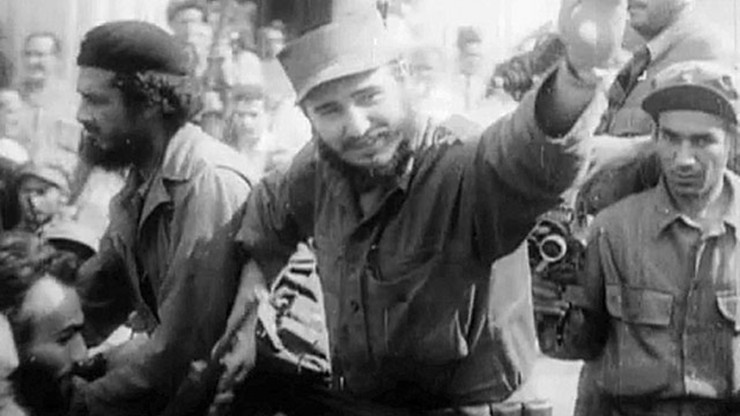 Finding Fidel: The Journey of Erik Durschmied