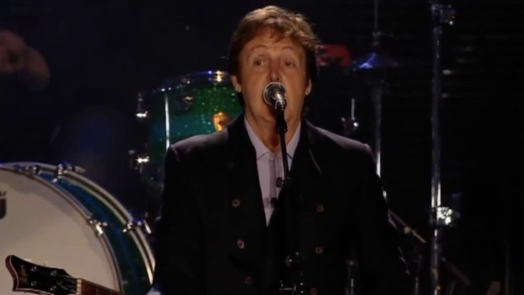 Paul McCartney: Live at Quebec City 2008