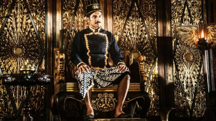 Sultan Agung : The Untold Love Story