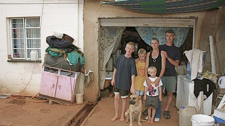 White Poverty: In the New South Africa