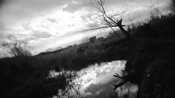 A riverscape