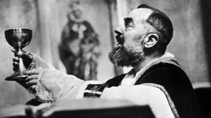 Morte di Padre Pio