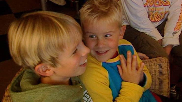 Shared Children: Jelle and Abe