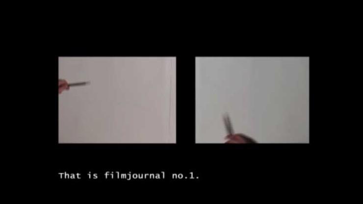 Journal No. 1: An Artist's Impression