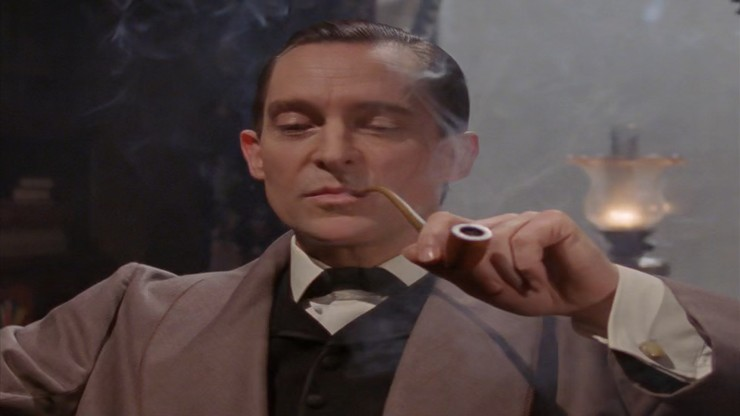 The Adventures of Sherlock Holmes: The Crooked Man