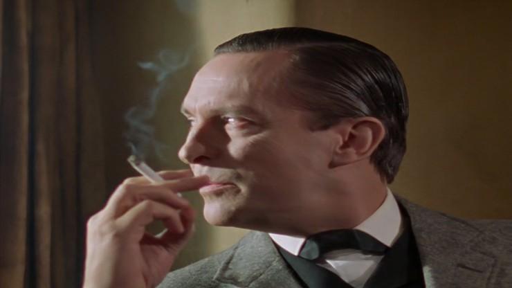 The Return of Sherlock Holmes: The Priory School