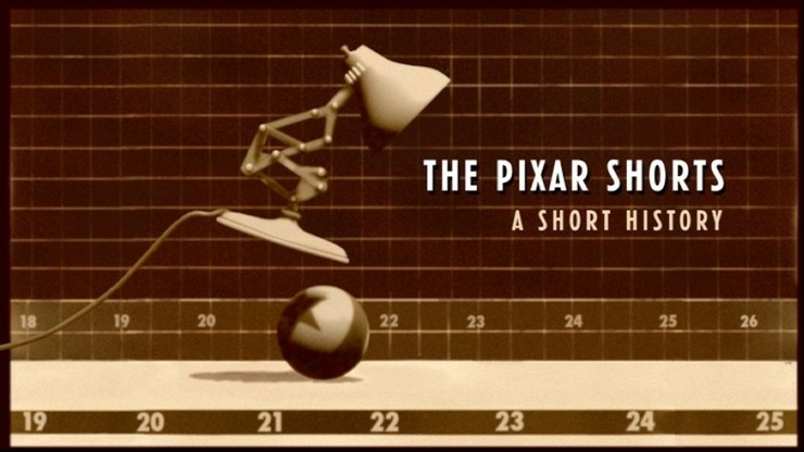 The Pixar Shorts: A Short History