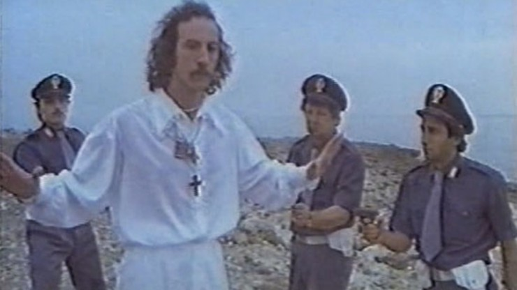 White pop Jesus