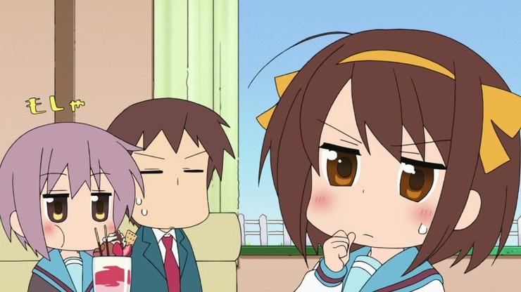 The Melancholy of Haruhi-chan Suzumiya