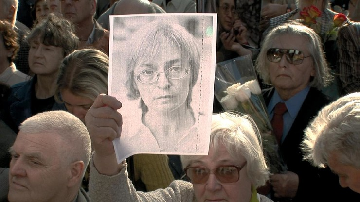 Letter to Anna: The Story of Journalist Politkovskaya's Death