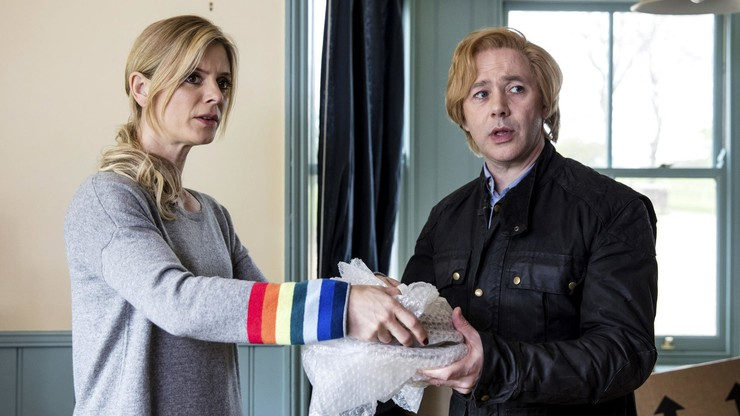Inside No. 9: Once Removed