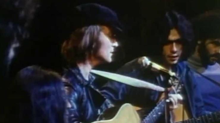 John Lennon Apollo, Harlem Gig - December 17th, 1971