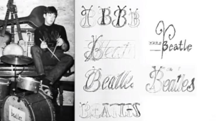 How The Beatles Got Their Logo