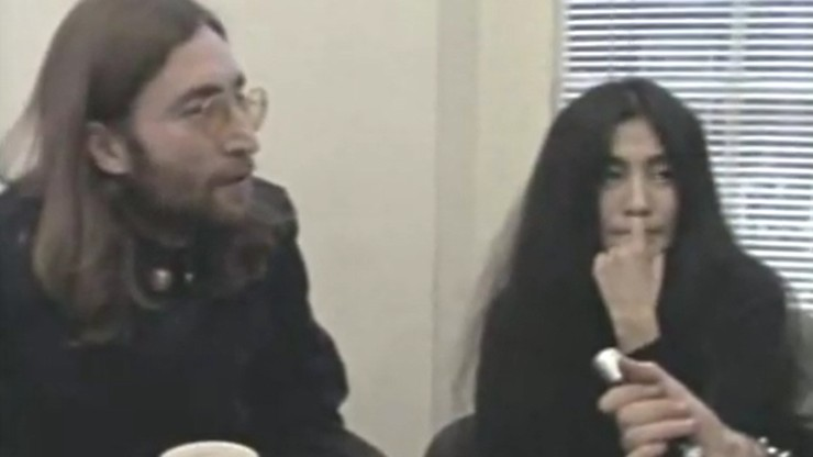 24 Hours: The World of John and Yoko