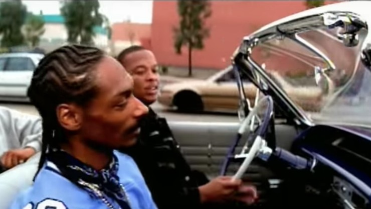 Dr. Dre Feat. Snoop Dogg: Still D.R.E.