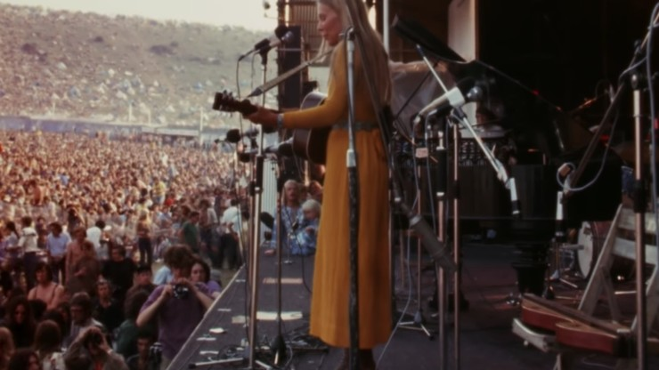 Joni Mitchell: Both Sides Now - Live at the Isle of Wight Festival 1970