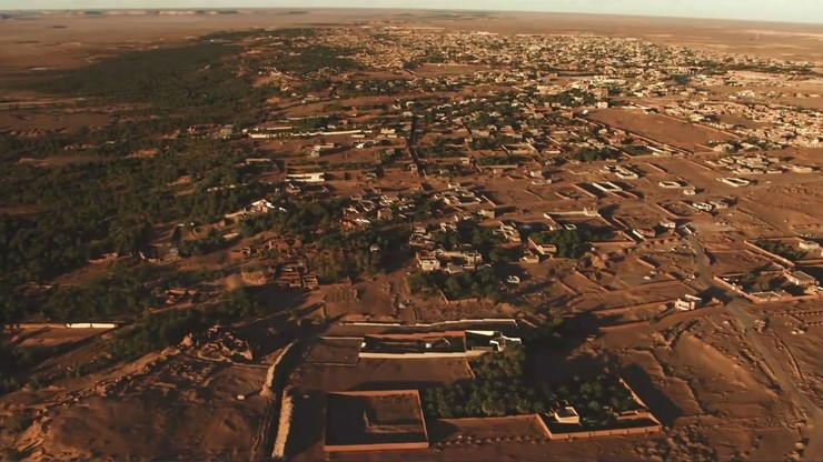 Algerie from Above