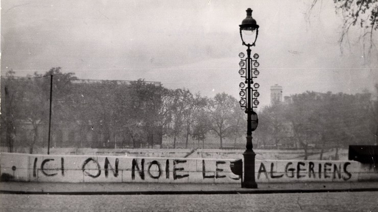 Here We Drown Algerians: October 17th, 1961