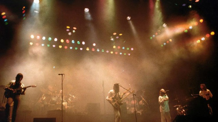 The Genesis Concert Movie